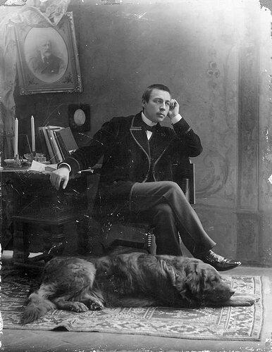 Rachmaninov w: Dog