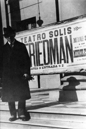 Friedman in Spain
