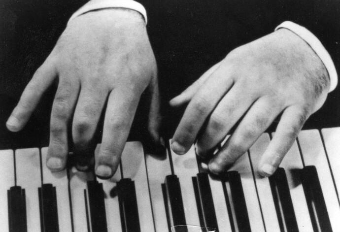 Friedman's hands